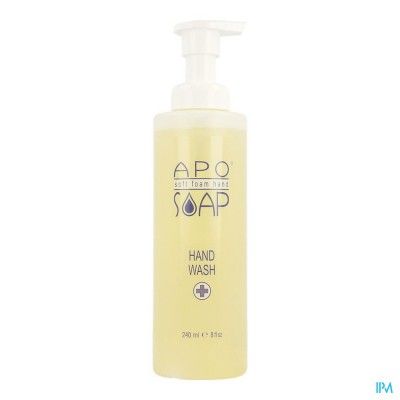 APO SOAPS HANDZEEP 240ML