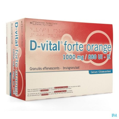 D VITAL FORTE SINAAS 1000/880 ZAKJE 90