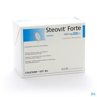 STEOVIT D3 1000MG/880IE BRUISTABL 90