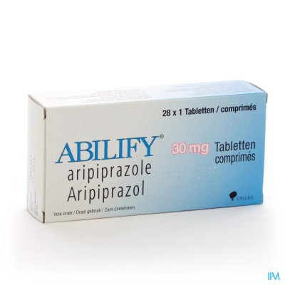 ABILIFY 30 MG COMP 28 X 30 MG