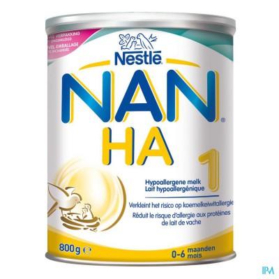 Nan Optipro Ha1 Melkpdr 800g