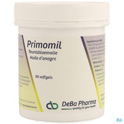PRIMOMIL CAPS 90X1000MG DEBA