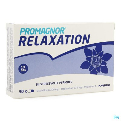 PROMAGNOR RELAXATION CAPS 30