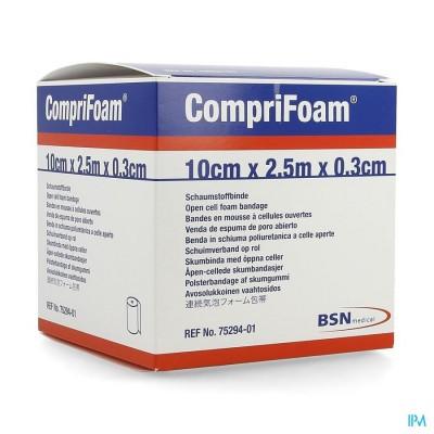 COMPRIFOAM 10CM X 2,5M X 0,3CM 1 7529401