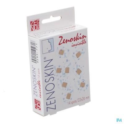 ZENOSKIN INVISIBLE SPOTS 22X26MM 14