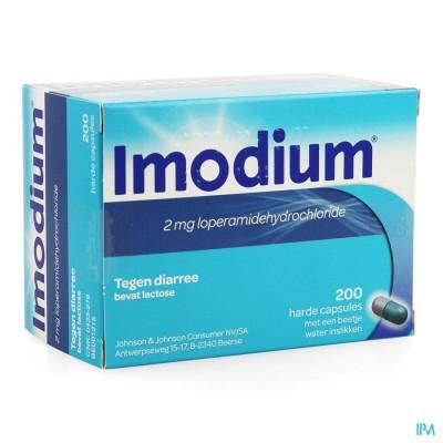IMODIUM CAPS 200 X 2 MG