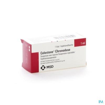 CELESTONE CHRONODOSE VIAL 1X6MG/1ML