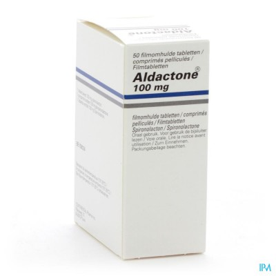 ALDACTONE COMP 50 X 100 MG