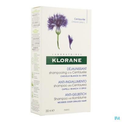 KLORANE CAPIL. SH CENTAUREE FL 400ML