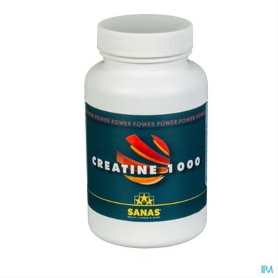 SANAS CREATINE 1000 CAPS 60
