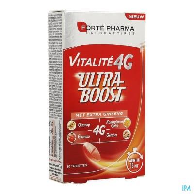 VITALITE 4G ULTRA BOOST GINSENG COMP 30