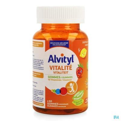 ALVITYL VITALITEIT GUMMIES 60