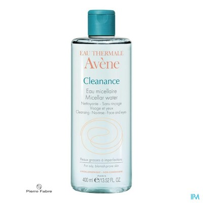 AVENE CLEANANCE MICELLAIR WATER 100ML