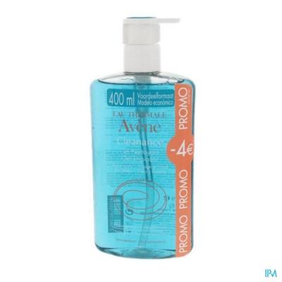 AVENE CLEANANCE REINIGINGSGEL 400ML PROMO