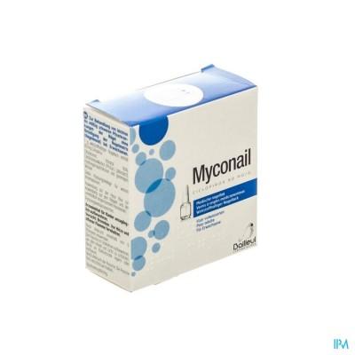 MYCONAIL 80 MG/G MEDISCHE NAGELLAK FL 6,6 ML