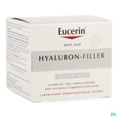EUCERIN HYALURON FILLER NACHTCREME NF 50ML