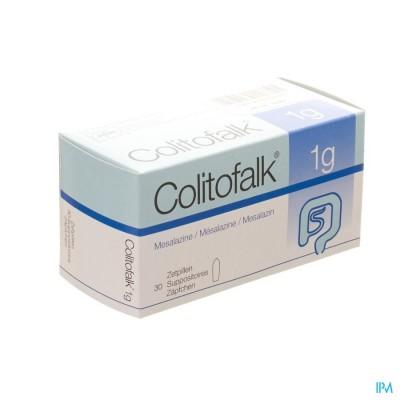 COLITOFALK SUPP 30 X 1 G