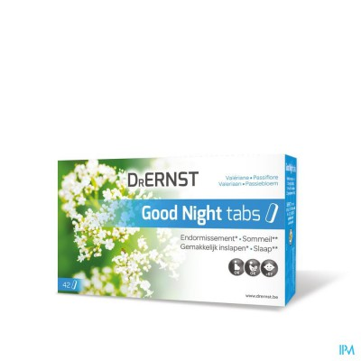 DR ERNST GOOD NIGHT TABS COMP 42 VERV.3052081