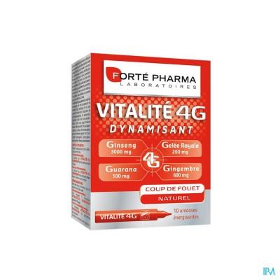 VITALITE 4G MONODOSIS 10