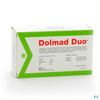 DOLMAD DUO TABL 60