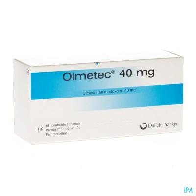OLMETEC COMP PELL 98 X 40 MG