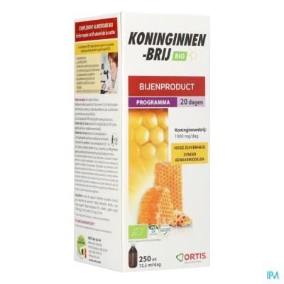 ORTIS KONINGINNEBRIJ BIO 250ML
