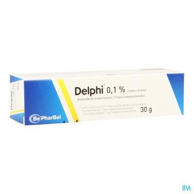 DELPHI CREME DERM 1 X 30 G 0,1%