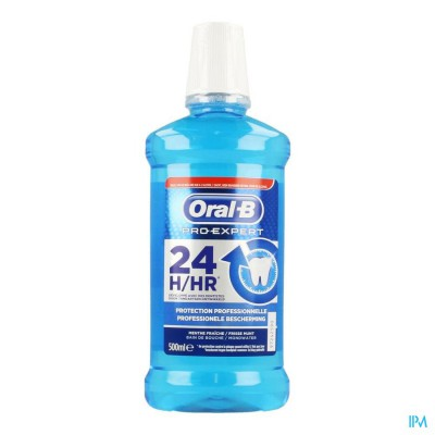 ORAL B MULTIPROTECTION MONDWATER 500ML