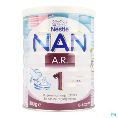 NAN AR1 1LFTD PDR 800G