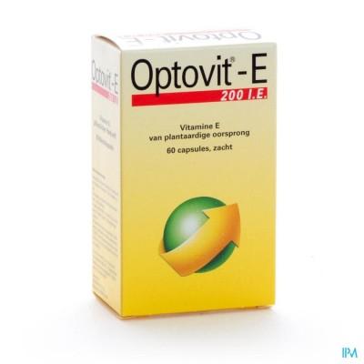 OPTOVIT E CAPS 60