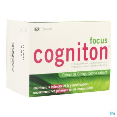 COGNITON FOCUS CAPS 60