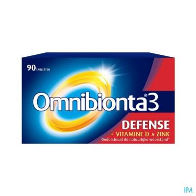 OMNIBIONTA-3 DEFENSE POT COMP 90