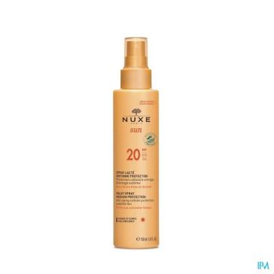 NUXE SUN MELKSPRAY GEZICHT-LICHAAM IP20 P.FL 150ML