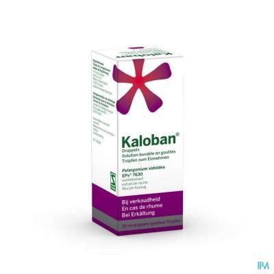 KALOBAN DRUPPELS 8G/10G 20ML