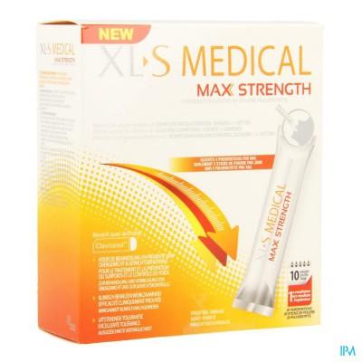 XLS MED MAX STRENGTH STICK 20
