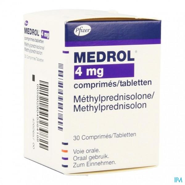 MEDROL COMP 30X 4MG