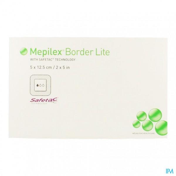 MEPILEX BORDER LITE VERB STER 5,0X12,5 5 281100