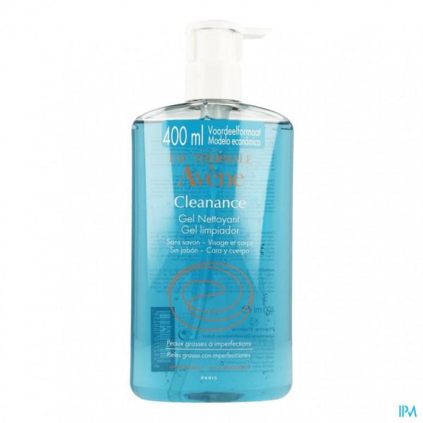 AVENE CLEANANCE REINIGINGSGEL 400ML