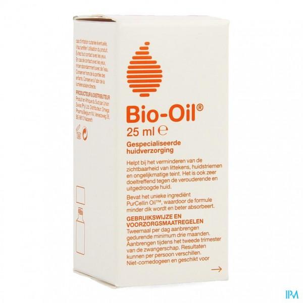 BIO-OIL HERSTELLENDE OLIE 25ML