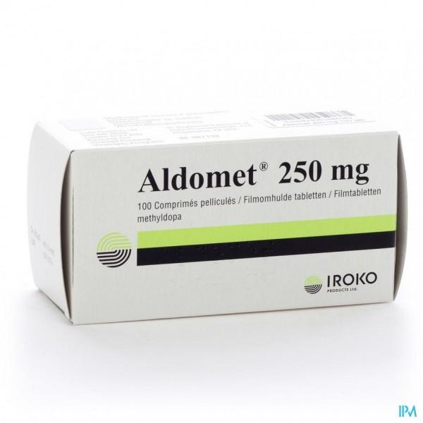 ALDOMET COMP 100 X 250 MG