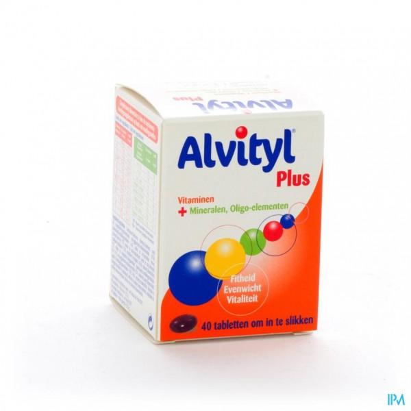 ALVITYL PLUS COMP 40 VERV.1208677