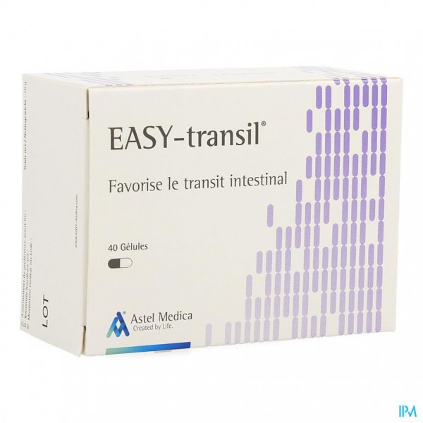 EASY TRANSIL CAPS 40