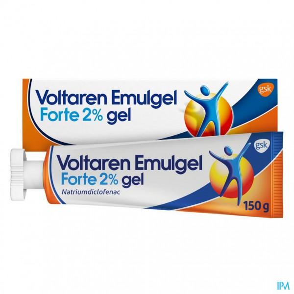 VOLTAREN EMULGEL FORTE 2 % GEL 150 G