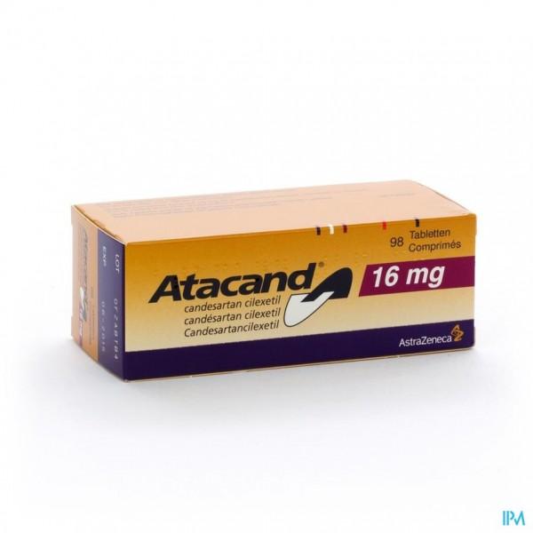 ATACAND COMP 98 X 16 MG