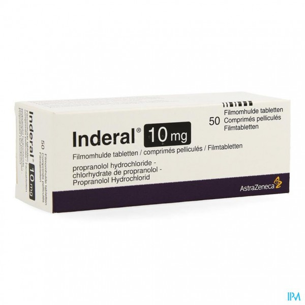 INDERAL COMP 50X10MG