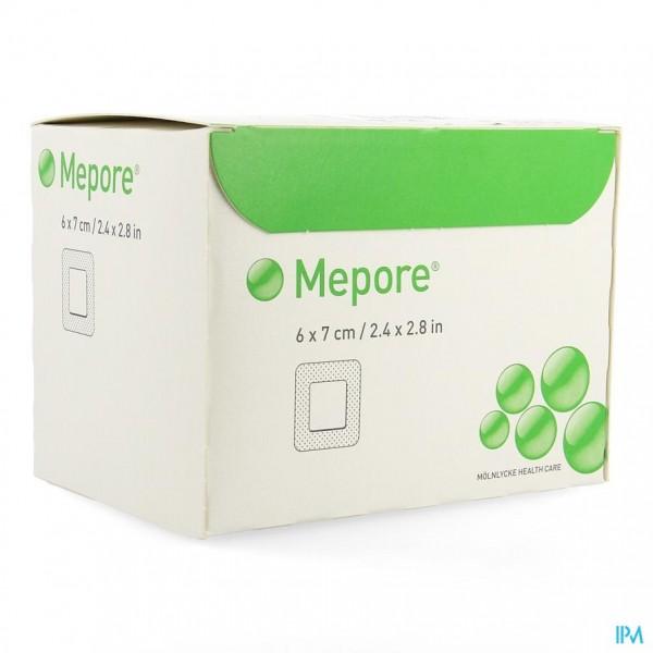 MEPORE CP/ KP STER 6X 7CM 60 670800