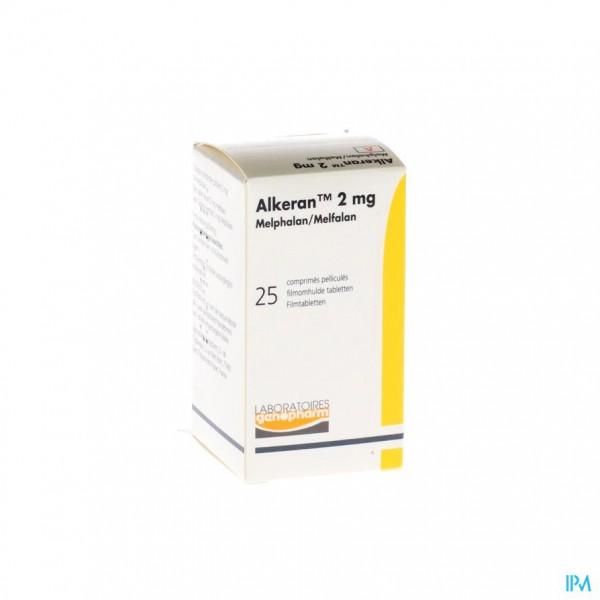 ALKERAN COMP 25 X 2 MG