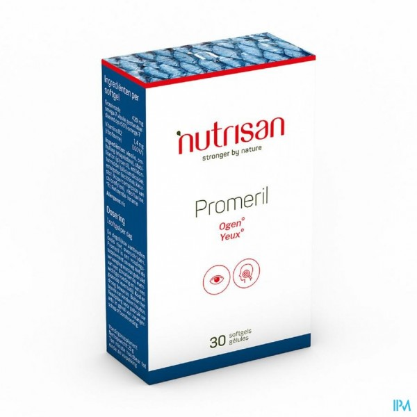 PROMERIL SOFTGELS 30 NUTRISAN