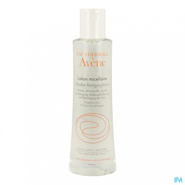 AVENE LOTION MICELLAIRE 200ML