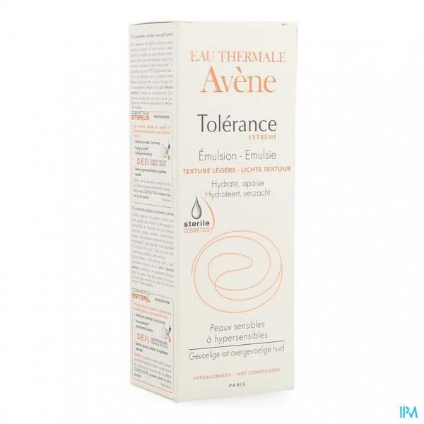 AVENE TOLERANCE EXTREME EMULSIE 50ML